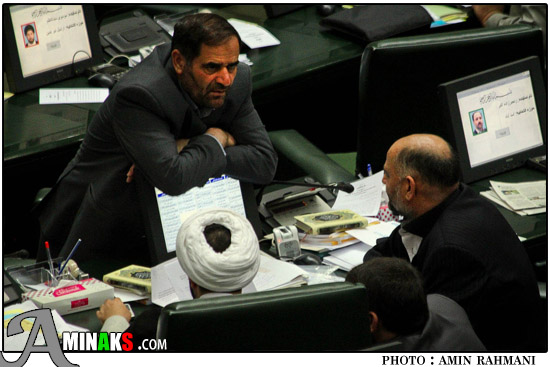 صحن علنی مجلس شورای اسلامی/عکس: امین رحمانی